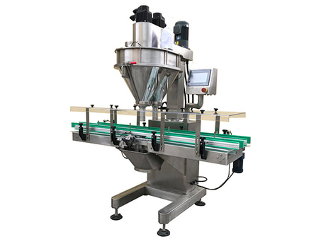 Automatic Auger Filling Machine-SP-L2-S