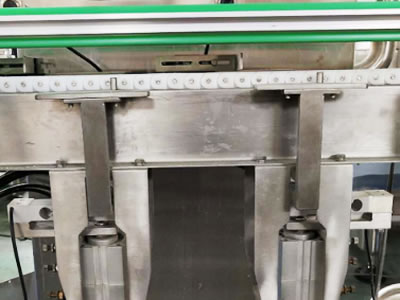 Automatic Auger Bottle Filling Machine-SP-L12W-S