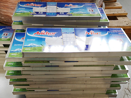 (Packaging Material)Tinplate