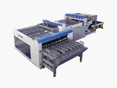 Automatic Tinplate Slitter