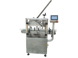 Plastic Lid Capping Machine-SP-LCM-D130
