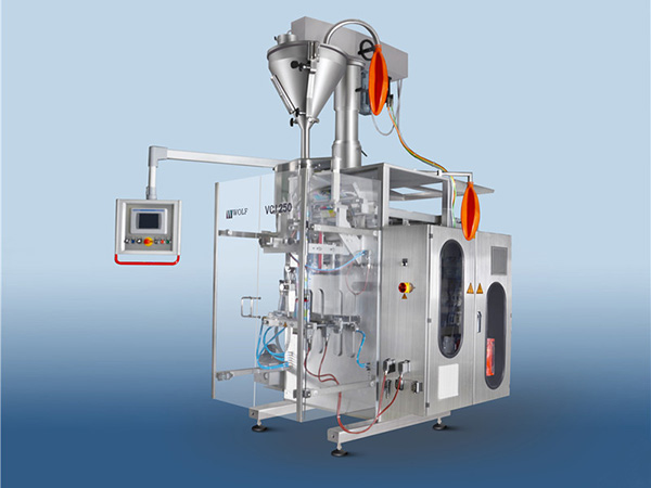 Enriched Food Packaging Machine