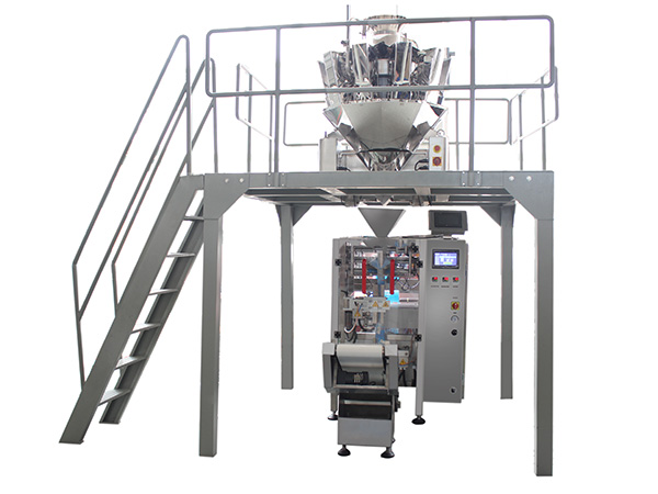 Bean Packaging Machine
