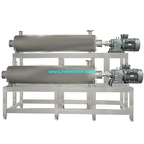 Scraper Heat Exchanger Palm Oil Shortening Vegetable Ghee Margarine Processing Line Making Machine China Supplier