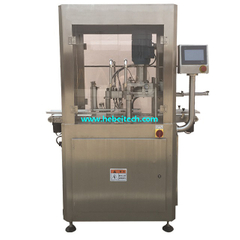 Automatic Nitrogen Flushing Milk Powder Vacuum Can Seaming Machine Vacuum Can Seamer China Manufacture